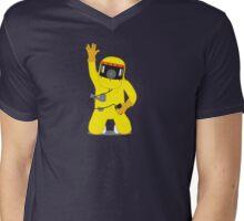 Hazmat Rock Out Session Mens V-Neck T-Shirt