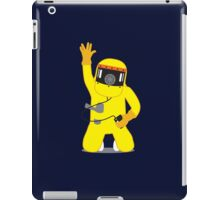 Hazmat Rock Out Session iPad Case/Skin