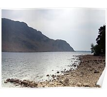 Crag Fell & Anglers Crag Poster
