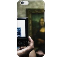 Tourist Point of View iPhone Case/Skin