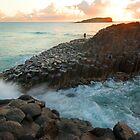 Fingal Fisherman - Fingal NSW by Beth  Wode