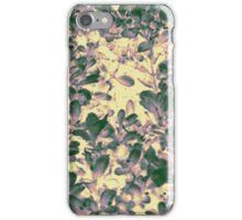 Light Thru The Leaves iPhone Case/Skin