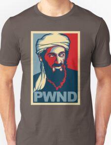 PWND - Osama Bin Laden Unisex T-Shirt