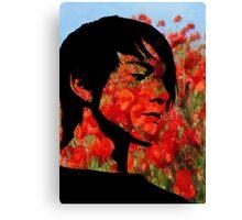 Opium Dreams Canvas Print