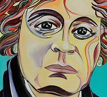Marc Chagall by Giselle Luske