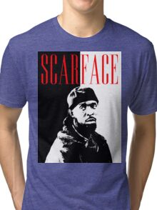 Scarface Little Tri-blend T-Shirt