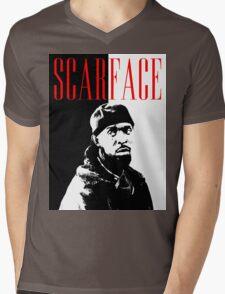 Scarface Little Mens V-Neck T-Shirt