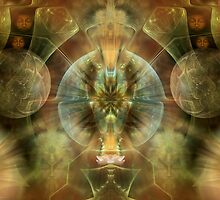 From The Formless Comes Form by Craig Hitchens - Spiritual Digital Art