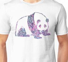 Twisty Twirly Giant Panda - Space Edition Unisex T-Shirt