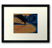 The Bat Framed Print