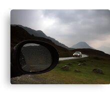 Welcome to the Lake District Canvas Print