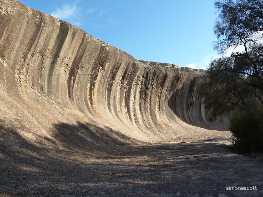 Wave Rock by simonescott