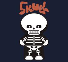 SKULL One Piece - Short Sleeve