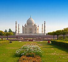 Taj Mahal-5/2011 by Mukesh Srivastava