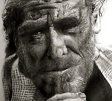 Charles Bukowski by James  Arguile