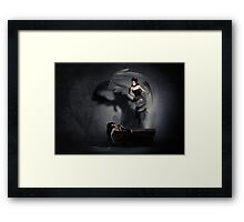 Passage Of The Soul II Framed Print