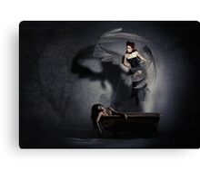 Passage Of The Soul II Canvas Print