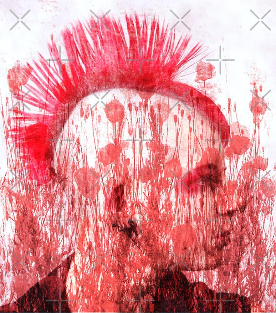 Punk III by Gal Lo Leggio