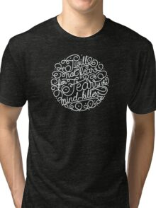 Always remember the Litany Tri-blend T-Shirt