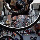 Eastgate Clock Bridge, Chester by electrocub