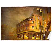 By-Gone Era - Hotel Hollywood, Surry Hills, Sydney, Australia Poster