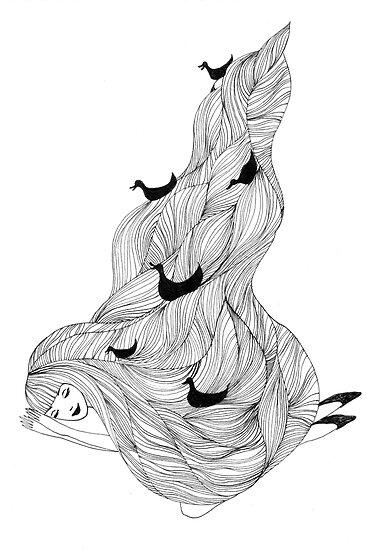 Dream by Aleksandra Kabakova