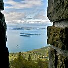 View from Mount Constitution by Bryan Peterson