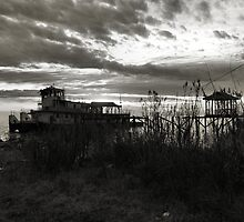 Abandoned Ship by leapdaybride