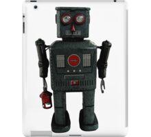Lantern Robot 2 iPad Case/Skin