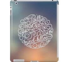 Always remember the Litany iPad Case/Skin