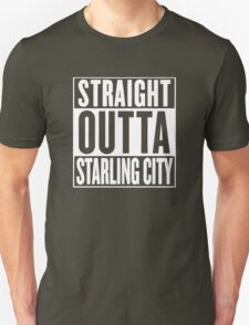 Straight Outta Starling City – Arrow, Compton Parody T-Shirt