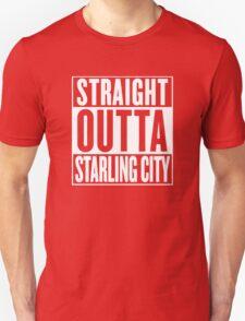 Straight Outta Starling City – Arrow, Compton Parody T-Shirt