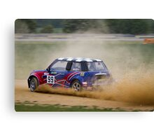 Blyton Park Rallycross - Neil Wade Canvas Print