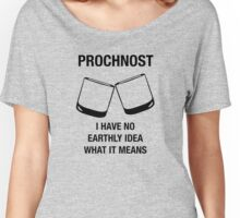 Prochnost Oliver Queen Toast Arrow Women's Relaxed Fit T-Shirt