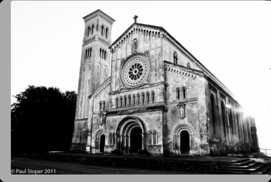 Italianate Church in Wilton by Paul  Sloper