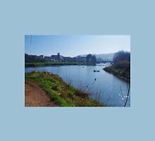 River Dart at Totnes (3) Unisex T-Shirt