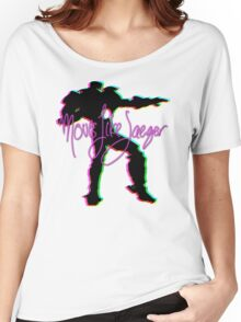 Moves Like Jaeger Women's Relaxed Fit T-Shirt