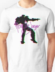 Moves Like Jaeger Unisex T-Shirt