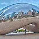 cloud gate by digidreamgrafix