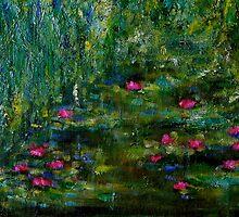 """Water Lilies"" by Gabriella Nilsson"