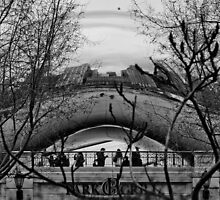 street reflections by Alexandr Grichenko