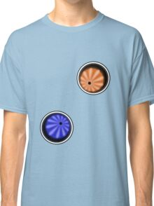 Two eyes in team Classic T-Shirt