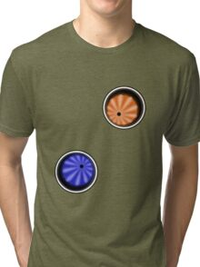 Two eyes in team Tri-blend T-Shirt