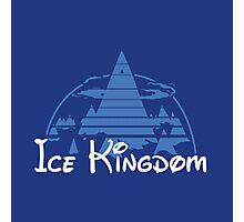 Ice Kingdom Photographic Print