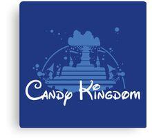Candy Kingdom Canvas Print