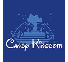 Candy Kingdom Photographic Print