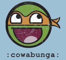 Cowabunga Buddy Squad: Michelangelo One Piece - Short Sleeve