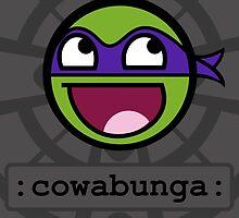 Cowabunga Buddy Squad: Donatello by Cowabunga