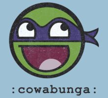 Cowabunga Buddy Squad: Donatello Kids Tee