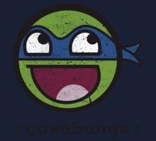 Cowabunga Buddy Squad: Leonardo One Piece - Long Sleeve